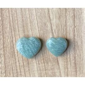 Amazonit szív ásvány