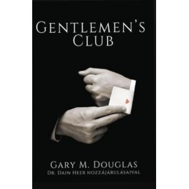 Gary Douglas - Gentlemen's Club könyv