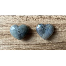 Labradorit szív ásvány