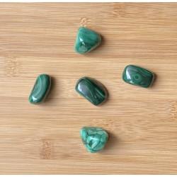 Malachit ásvány marokkő 2-3cm