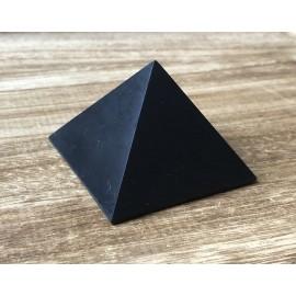 Sungit ásvány piramis 6cm